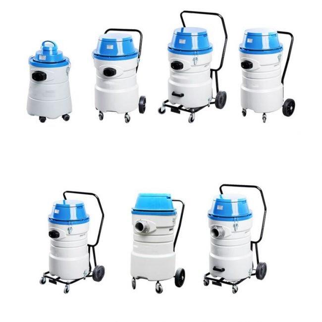 aspiratoare industriale cleanair fiorentini euc