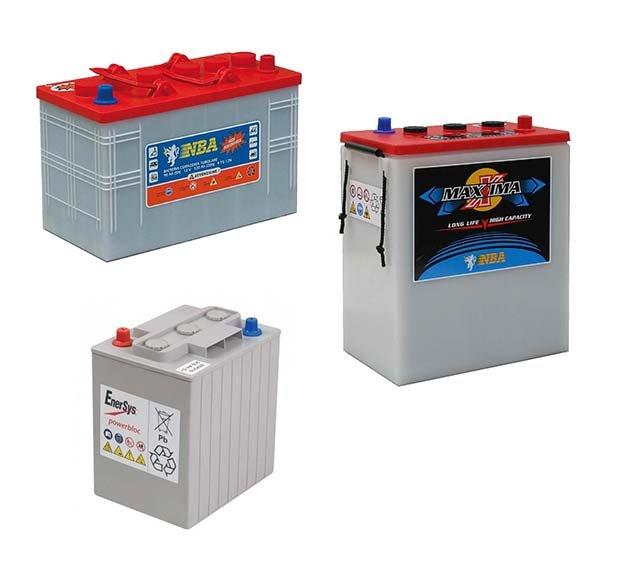 baterii masini de spalat uscat